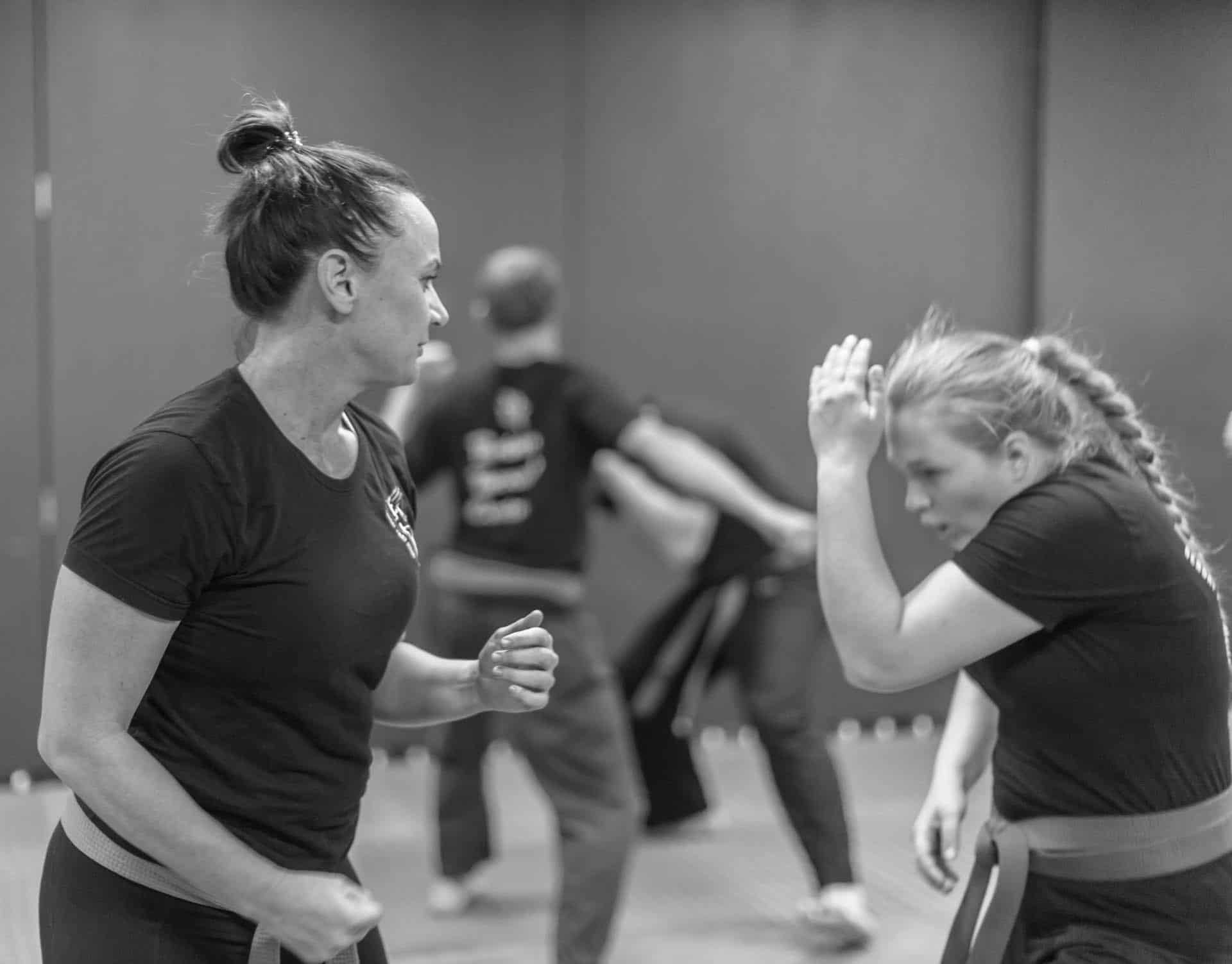 Womans Krav Maga