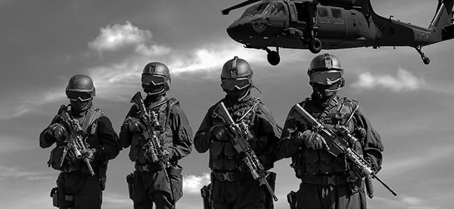 Krav Maga Military